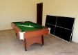 Billiards table Argaka Luxury Sea Front Villa
