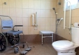 Villa Timily Disabled Bathroom Wet Room Shower Chair