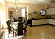 Villa Ampelitis free wifi kitchen lounge and dining room