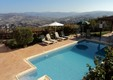 Secluded Villa Quardia, Paphos, Cyprus. 3 bedrooms, mountain sea views, own pool