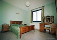 Kathikas Vineyard villa. Double bedroom with views