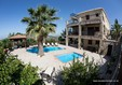 11. Villa Alexandros, Peristerona, Polis, Cyprus. Heated pool to house