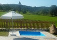 16 Villa Amorosa, Latchi, Polis, Cyprus.  Baby pool to green fields