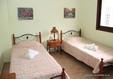 18 4 bedroom Villa Amorosa, Latchi, Polis, Cyprus. Air conditioned lower  twin bedroom.