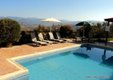 Villa Quardia pool to mountains