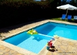 Argaka Coast Baby pool heated solar panels