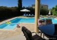 3 bedroom 3 bathroom private pool in Argaka